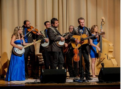 Raymond McLain and the Morehead State Mountain Music Ambassadors