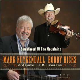 Mark Kuykendall, Bobby Hicks & Asheville Bluegrass