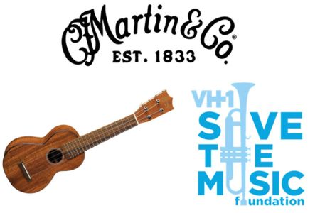 C.F. Martin Sponsors Save The Music Foundation