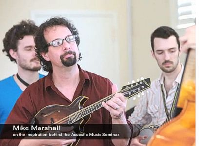 Mike Marshall Acoustic Music Seminar