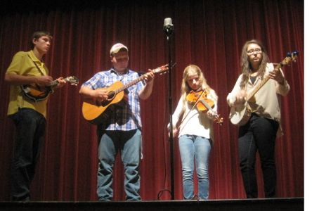 Mountain Music School Stringband