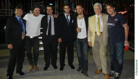 Del McCoury Band with Mumford & Sons
