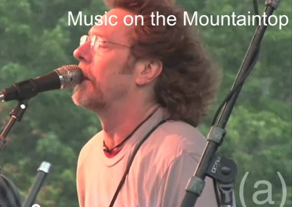 Sam Bush at Music On the Mountaintop