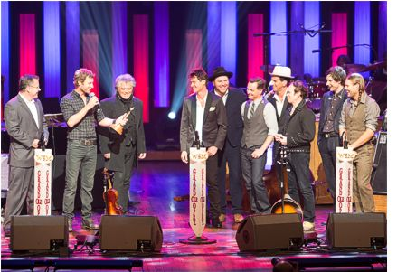 Old Crow Medicine Show to Grand Ole Opry
