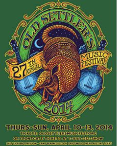 27th Old Settlers Music Festival