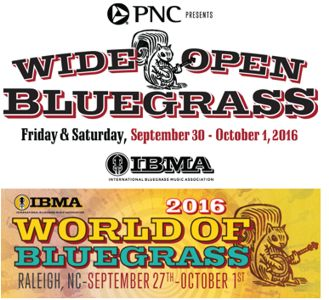 Wide Open Bluegrass