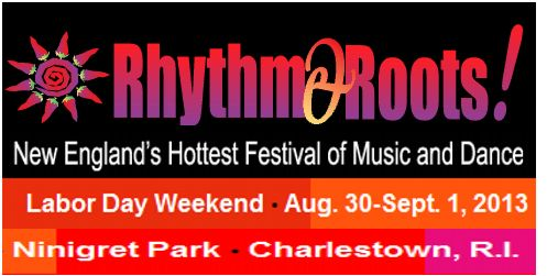 Charlestown, RI Rhythm & Roots Festival