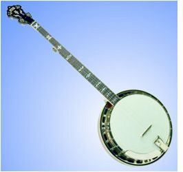 Recording King Elite Banjo