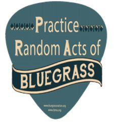 Practice Random Acts of Bluegrass