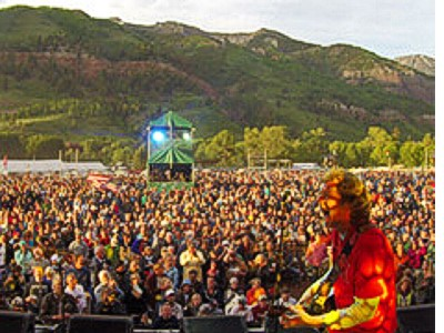 Sam Bush Go Pro - Photo credit Brett Schreckengost