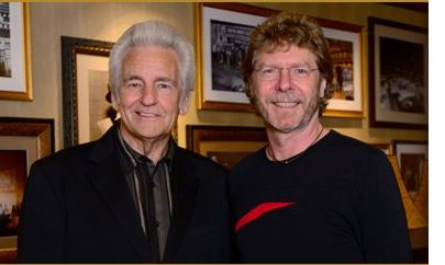 Del McCoury and Sam Bush