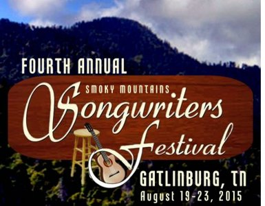 Smoky Mountains Songwriters Festival 2015