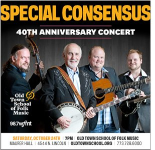 Special Consensus 40th Anniversary Concert