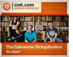 The Infamous Stringdusters Premier Rockets
