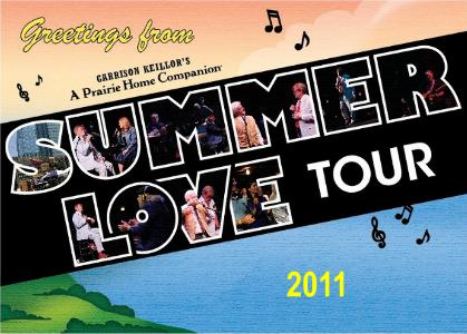 Summer Love Tour 2011