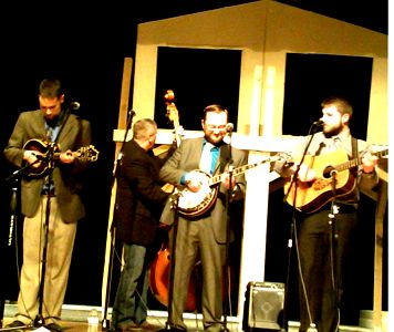 Surefire Bluegrass Band