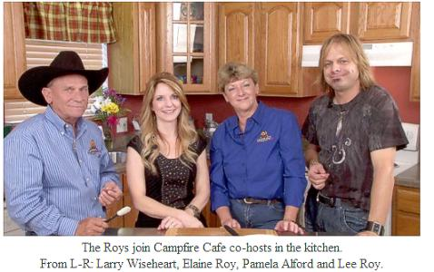 The Roys and Campfire Cafe