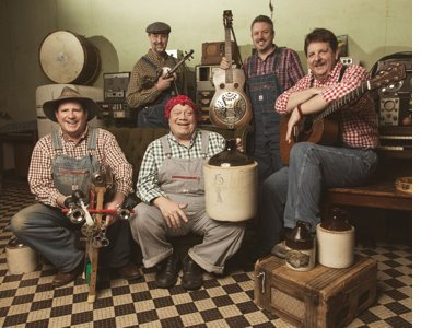 The Tennessee Mafia Jug Band