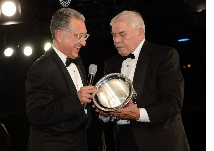 Tom T. Hall Receives Icon Award