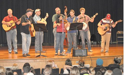 UVa-Wise Bluegrass Band
