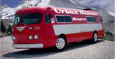 Urban Monroes Bluegrass