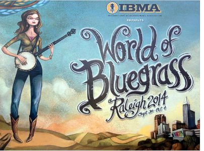 World of Bluegrass 2014