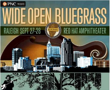 Wide Open Bluegrass Festival 2013