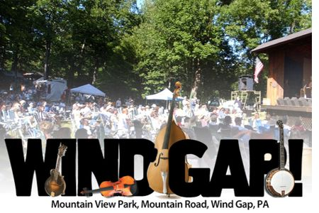Wind Gap Bluegrass Festival