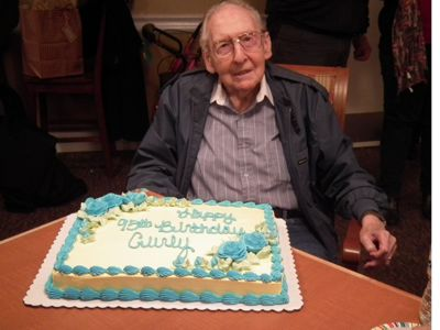 Curly Seckler 95th Birthday