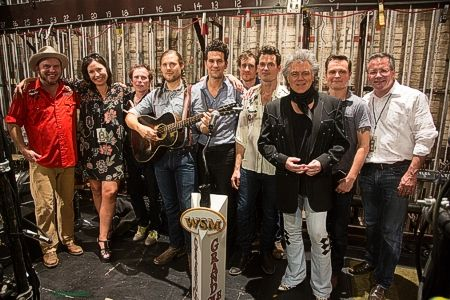 Old Crow Medicine Show Joins Opry