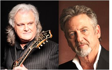 Ricky Skaggs and Larry Gatlin